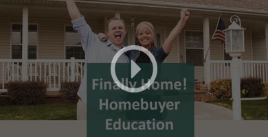 Homebuyer Education Video Image