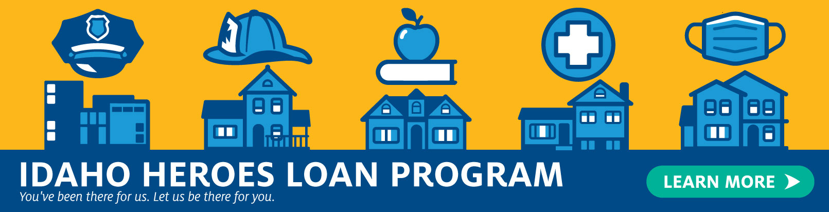 Idaho Heroes Home Loan Program