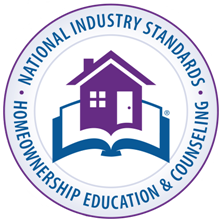 National Industry Standards for Homeownership Education and Counseling Logo
